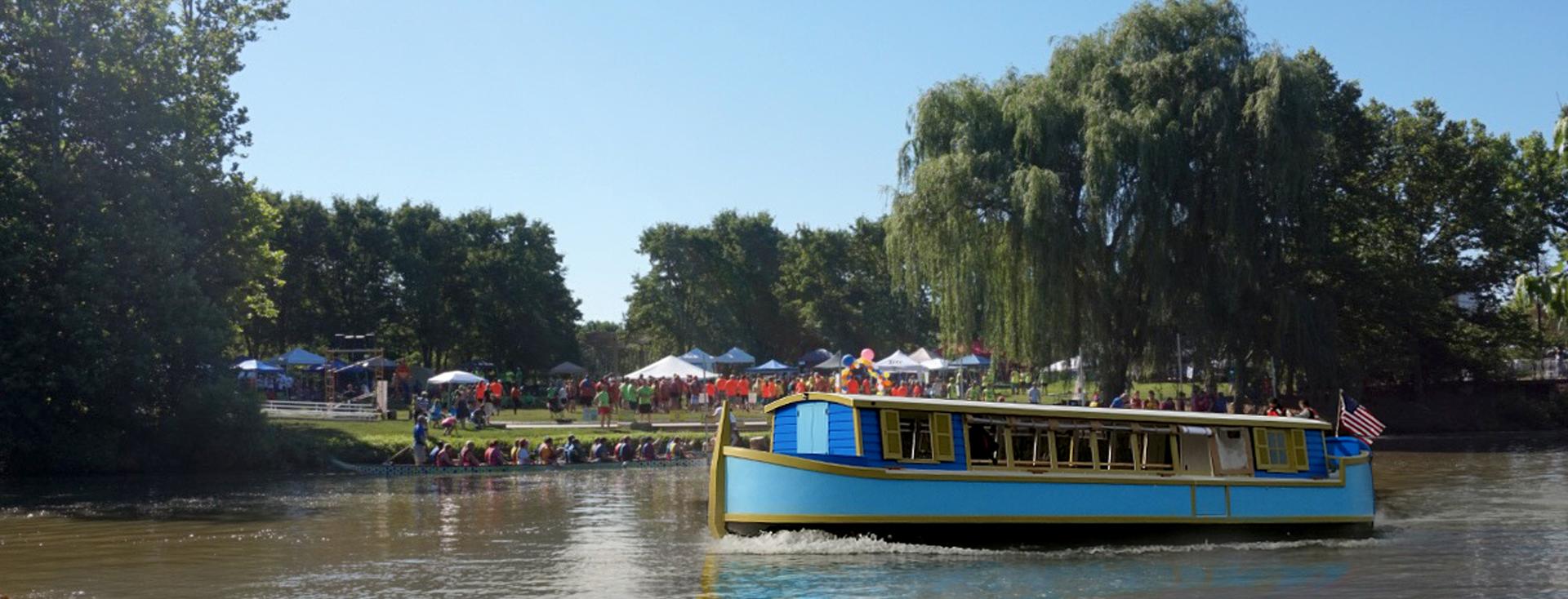 Riverfront Fort Wayne Visit Fort Wayne - May river excursions