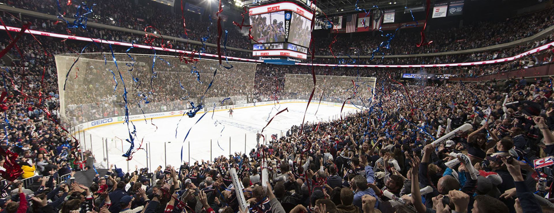 Columbus Blue Jackets | Columbus NHL Team