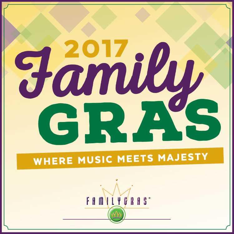 Family Gras logo