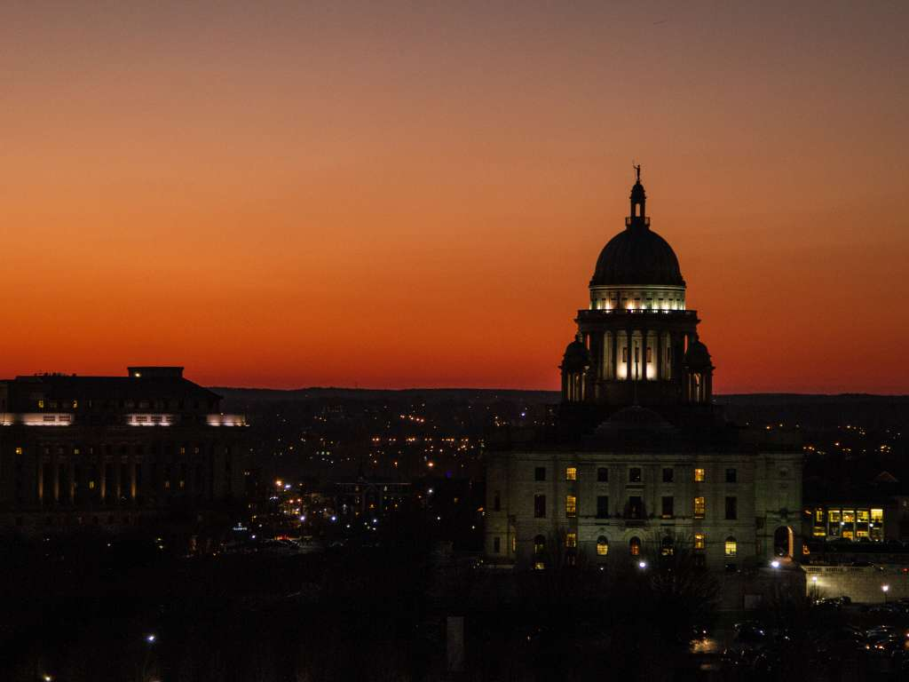 Rhode Island State House-Providence
