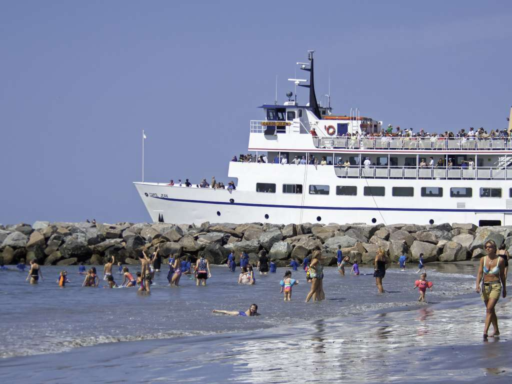 Roger W. Wheeler State Beach-Narragansett_South County