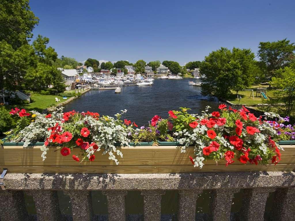 Pawtuxet River Bridge-Warwick