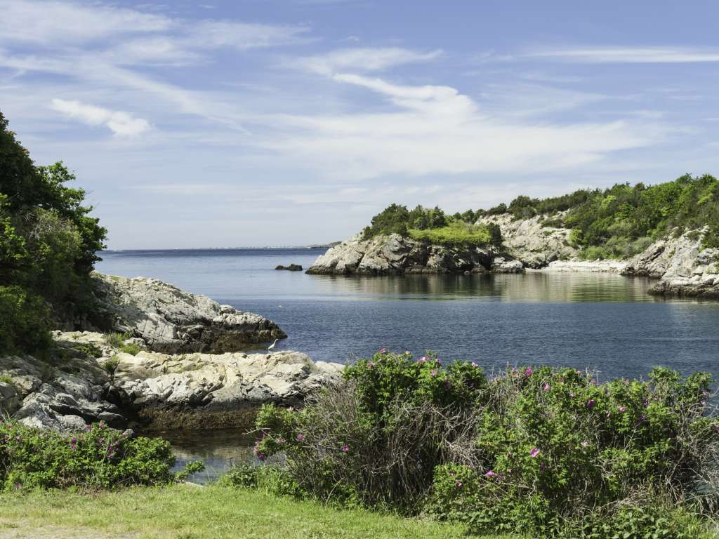 Fort Wetherill State Park-Jamestown-Newport