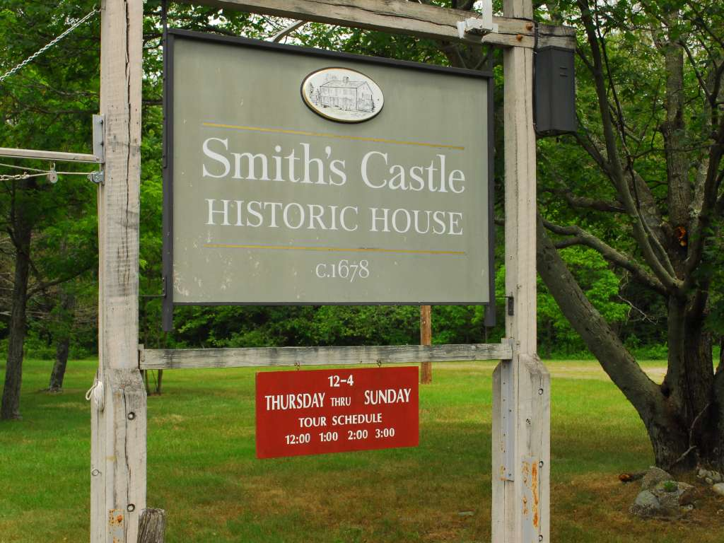 Smith's Castle, North Kingstown