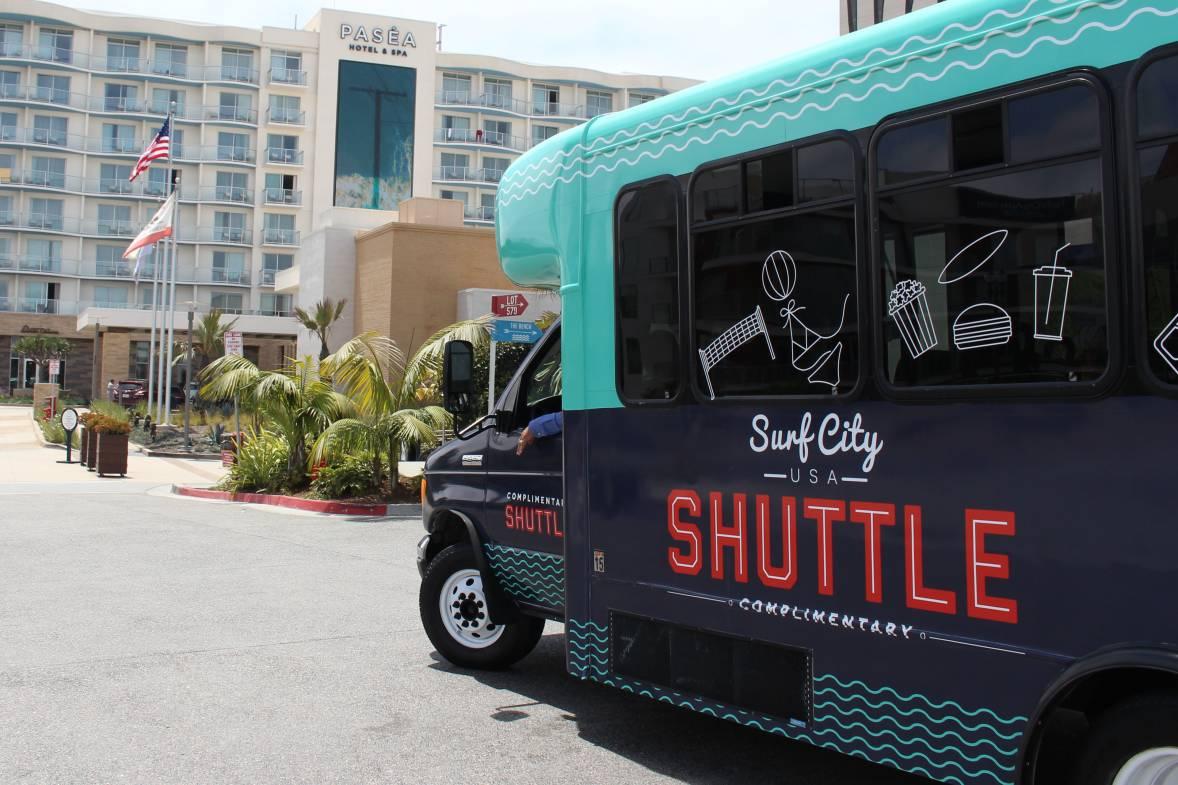 Shuttle City Loop Header