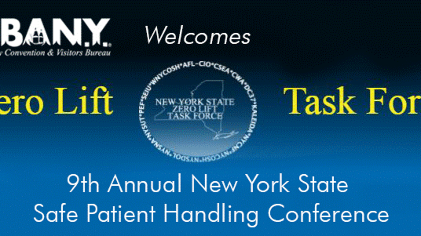 Safe Patient Handling Conference