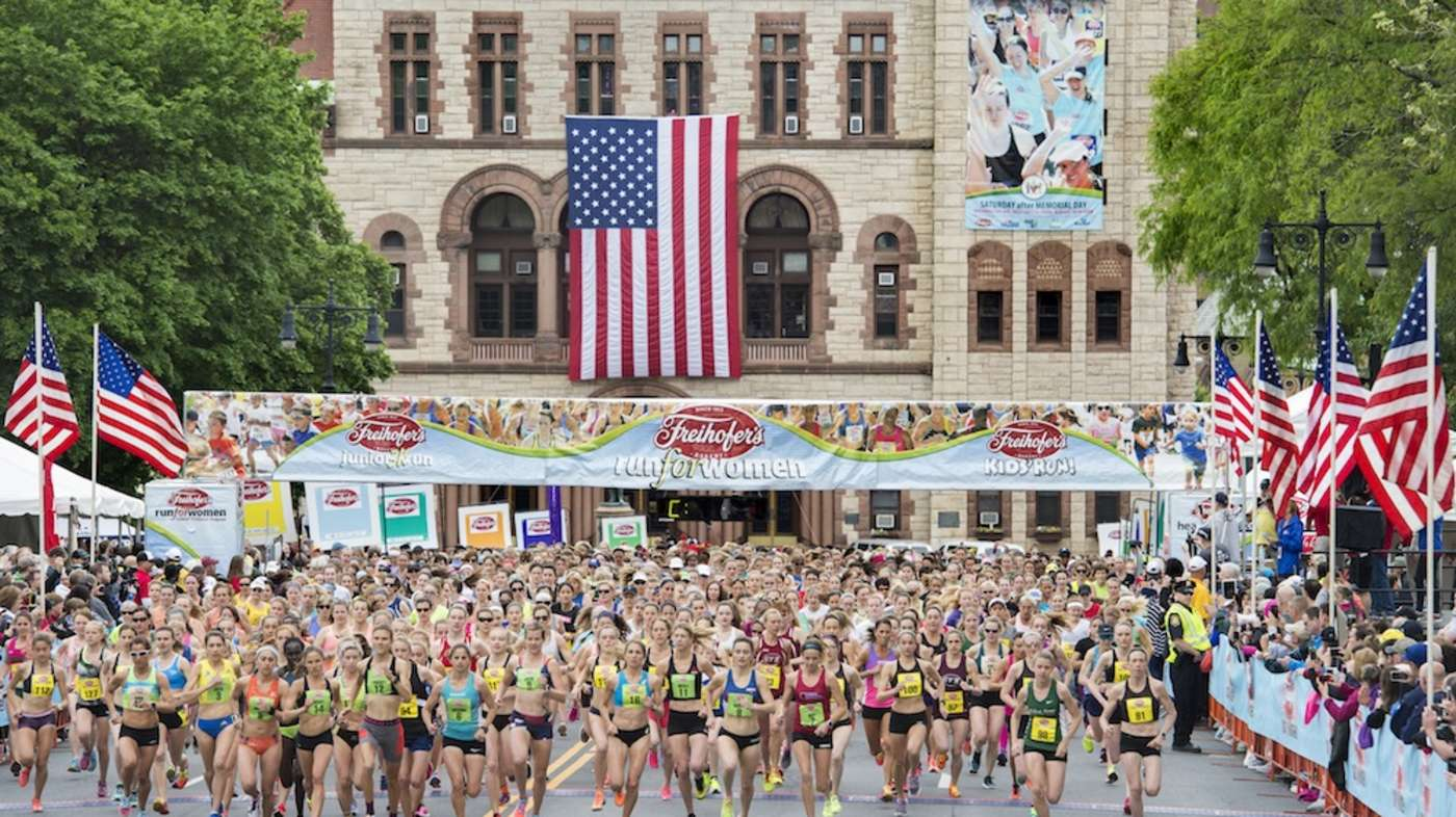 2017 Freihofer's Run for Women