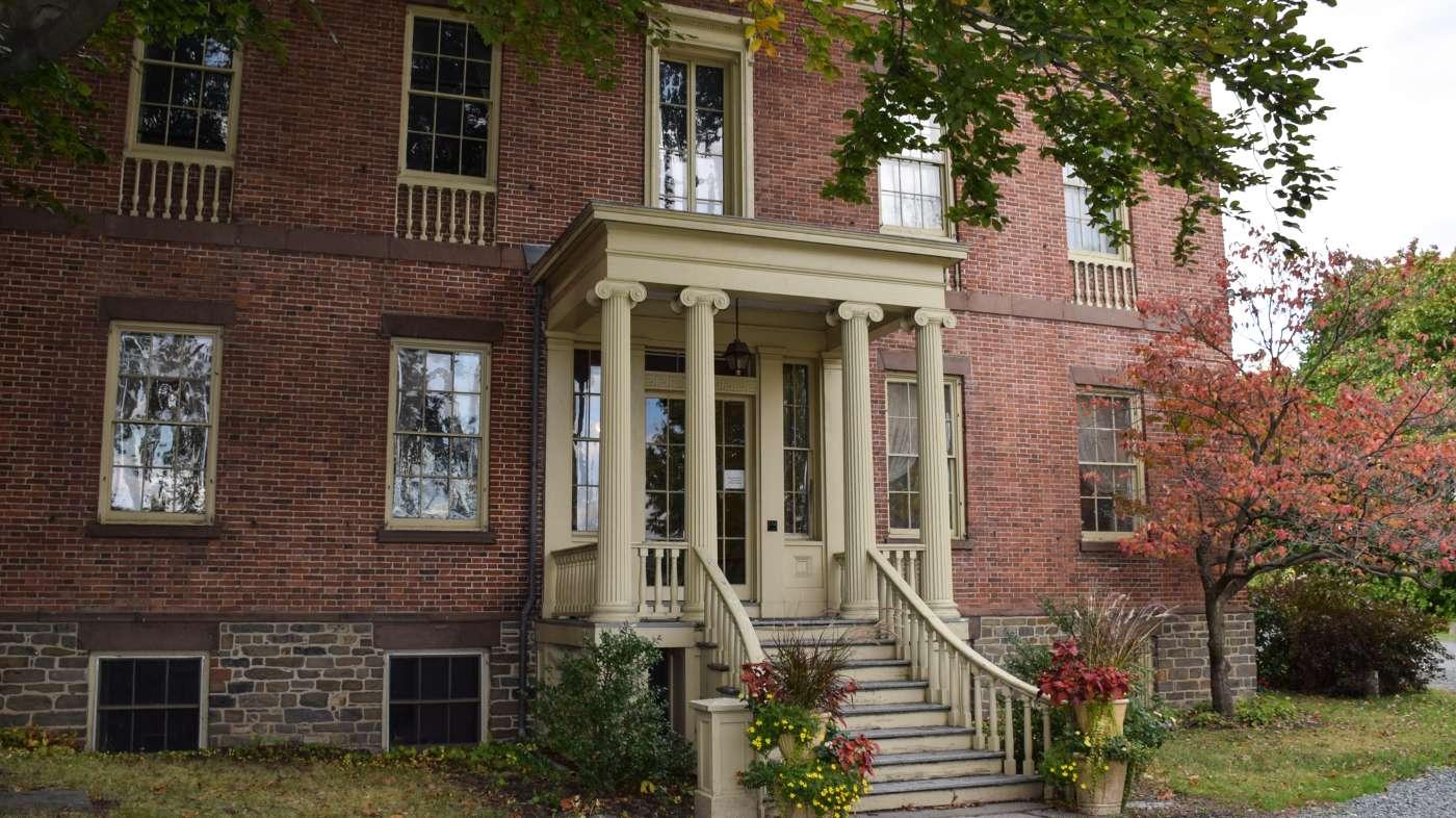 Historic building exterior