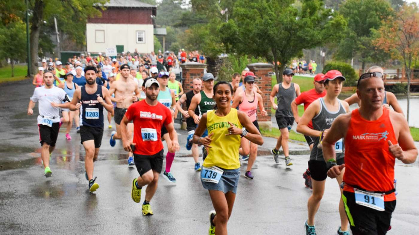 Mohawk Hudson River Marathon '17