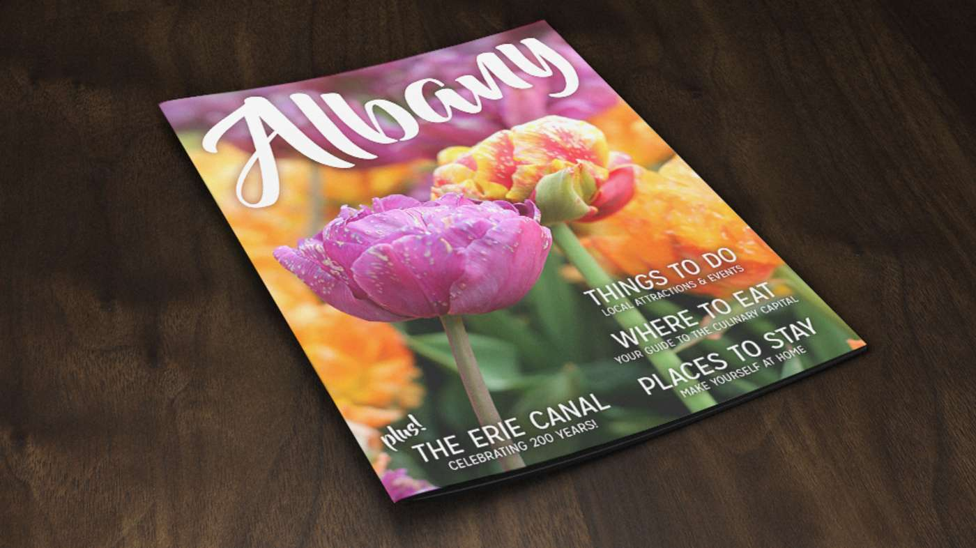 Albany visitors guide
