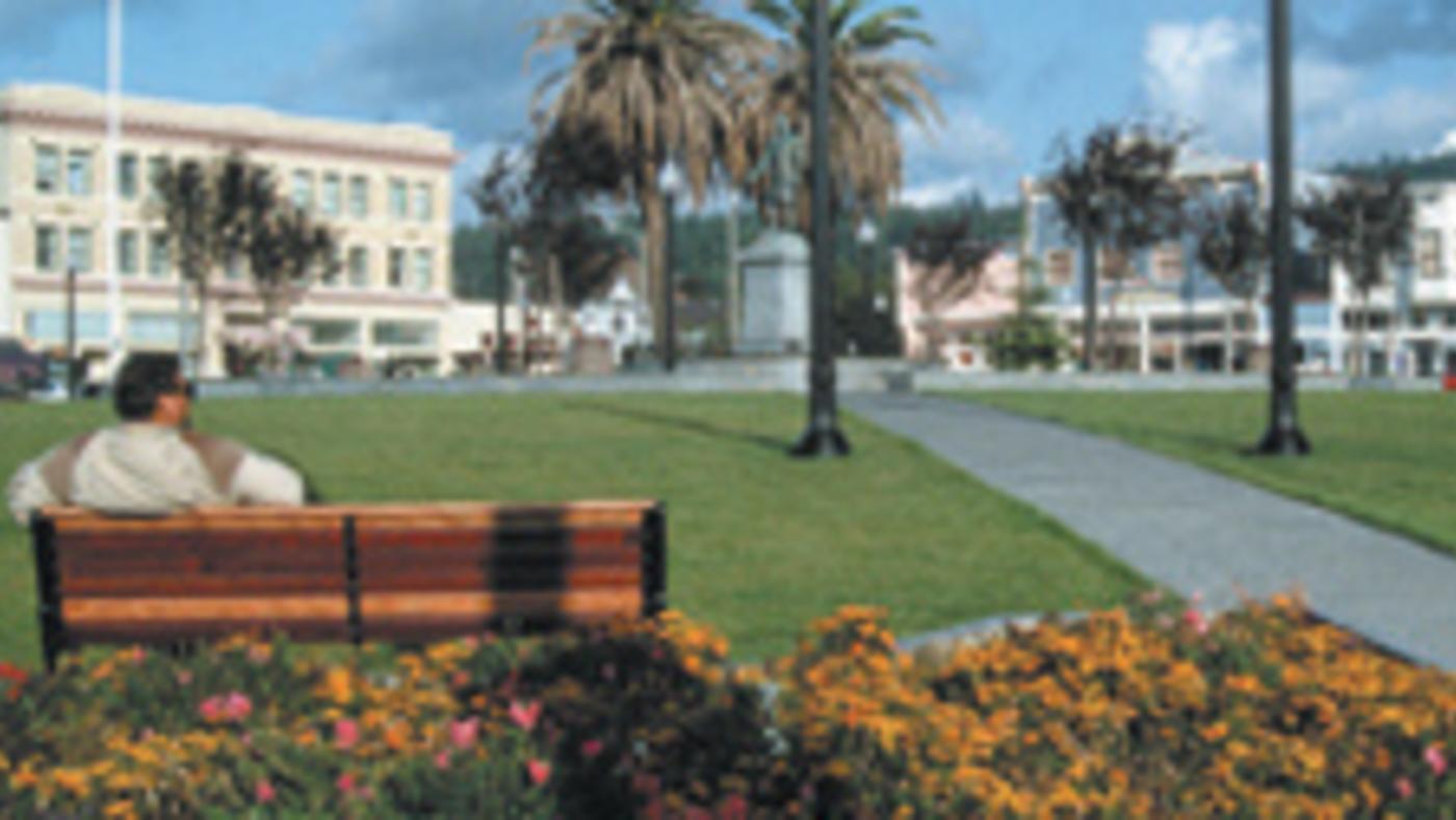 Arcata Plaza