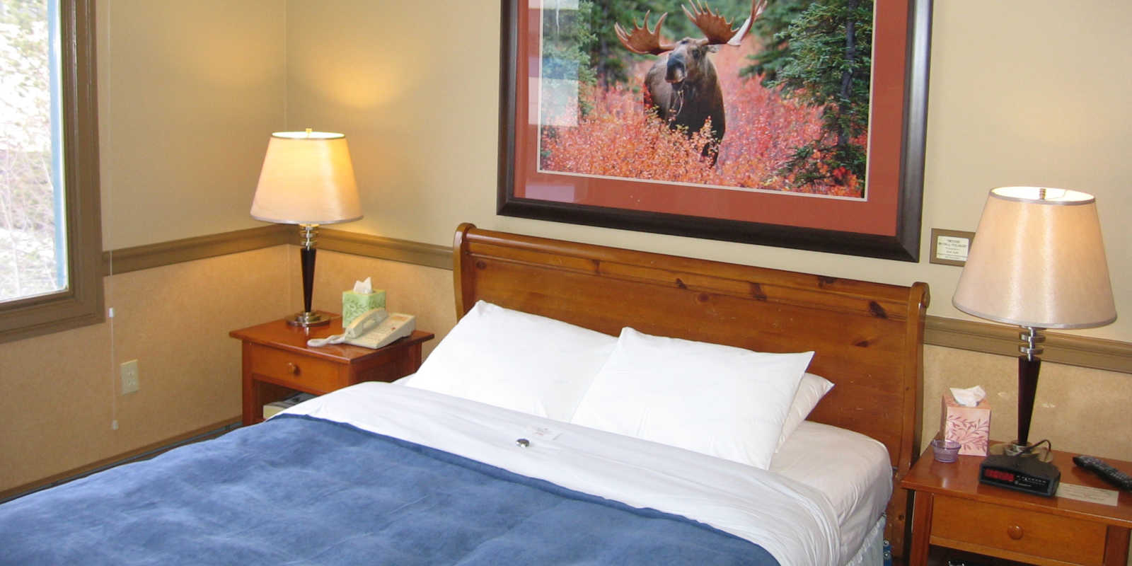 Anchorage places to stay Copper Whale Inn