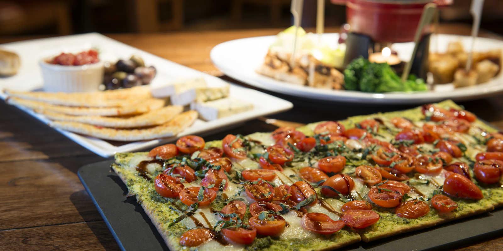 ORSO restaurant mediterranean tapas