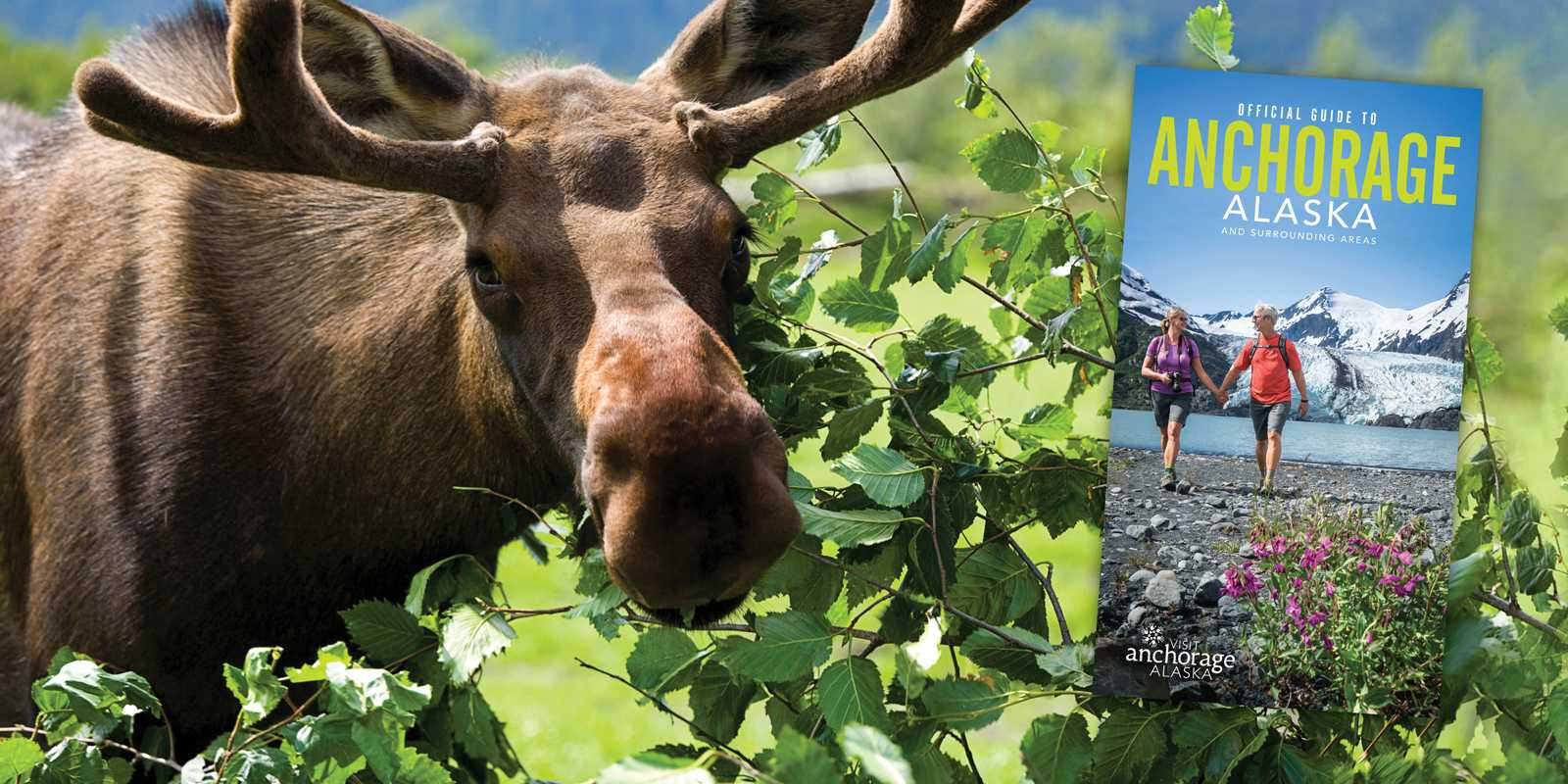 Order the 2017 Official Anchorage Visitors Guide