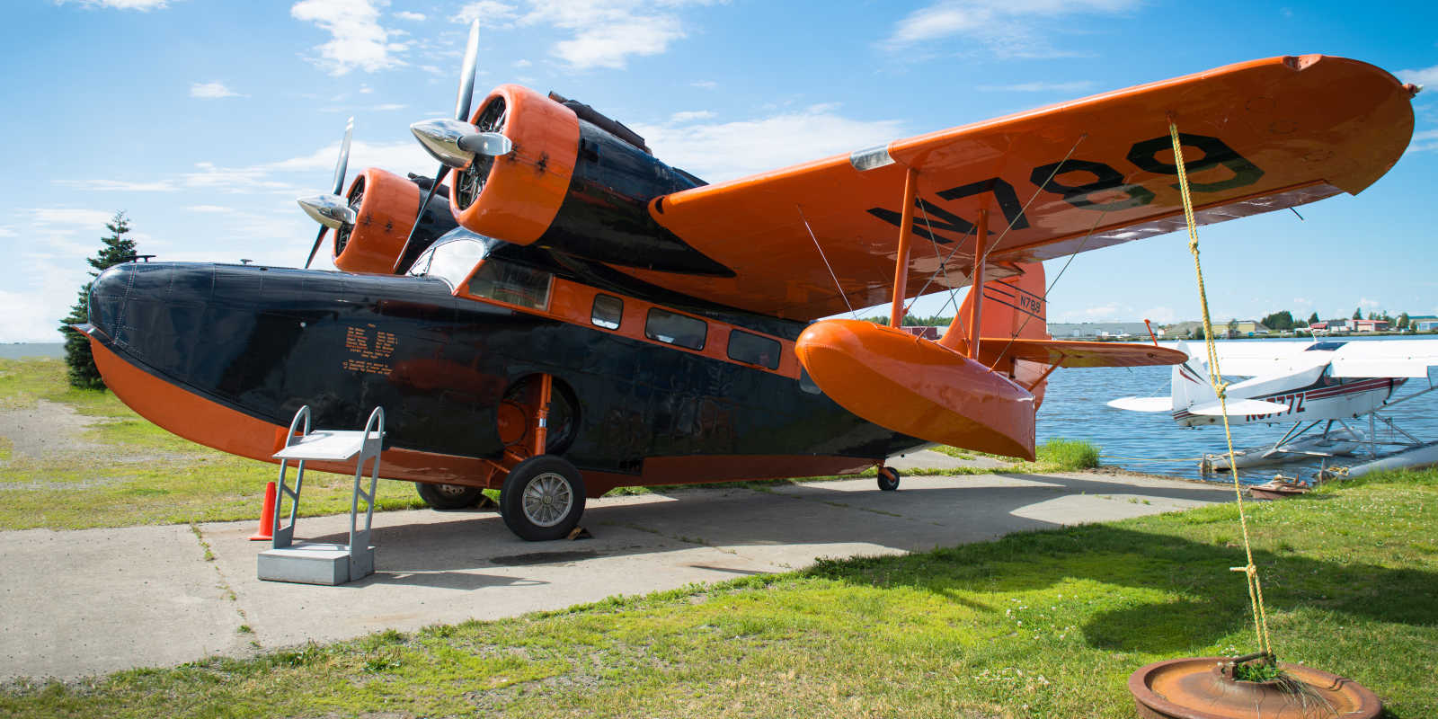 Alaska Aviation museum historic aircraft