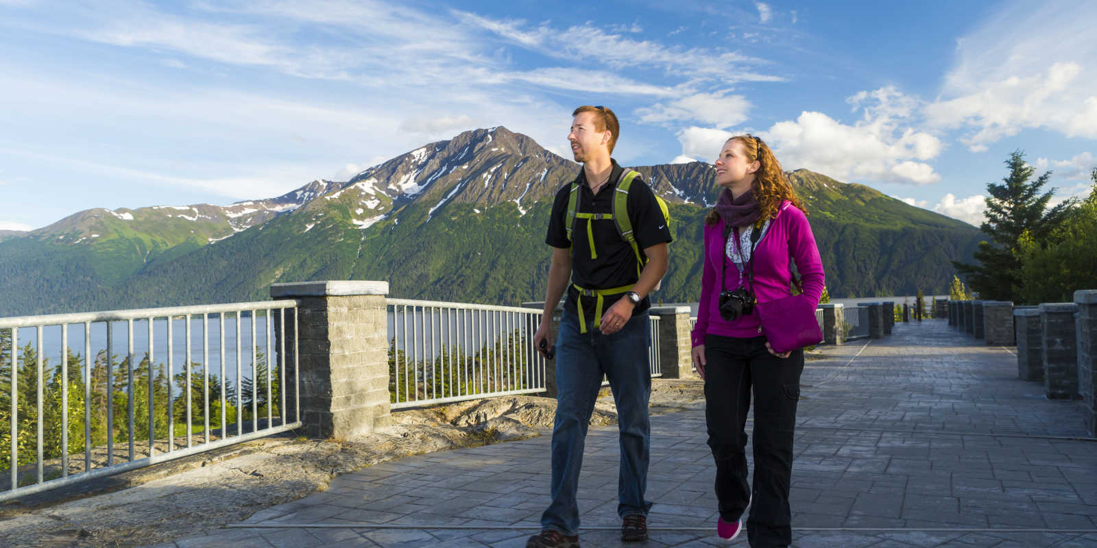 Anchorage sightseeing and summer itineraries
