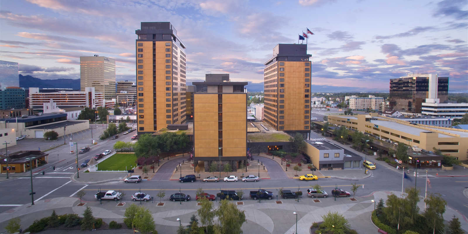 Alaska Hotels Anchorage Lodging Visit Anchorage