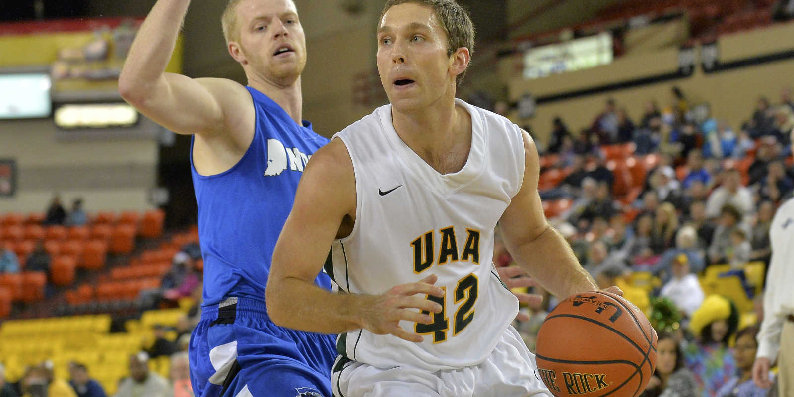 UAA Basketball tournament