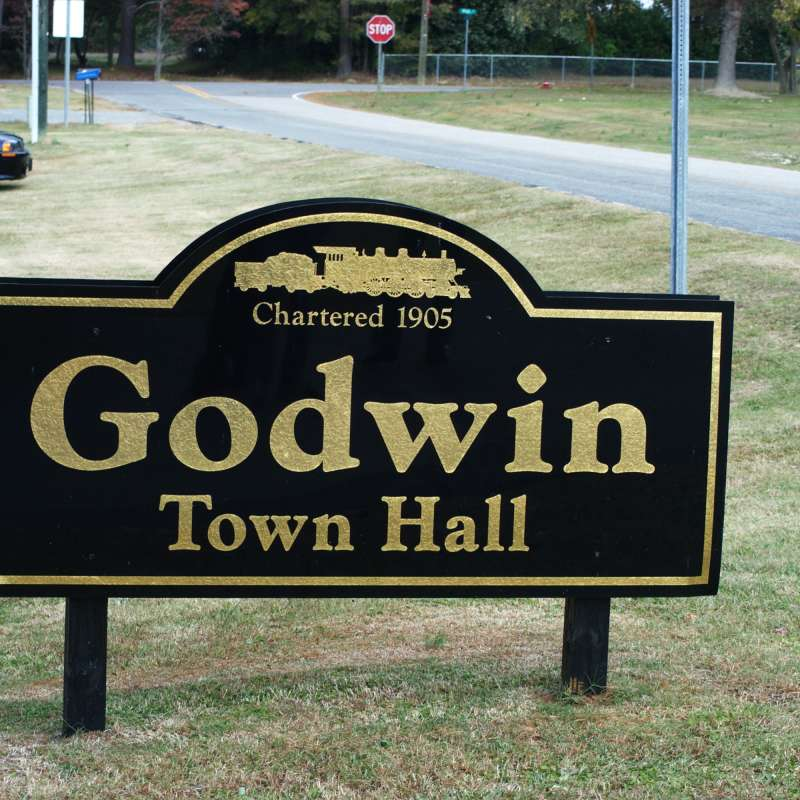 Godwin Town Hall Opening