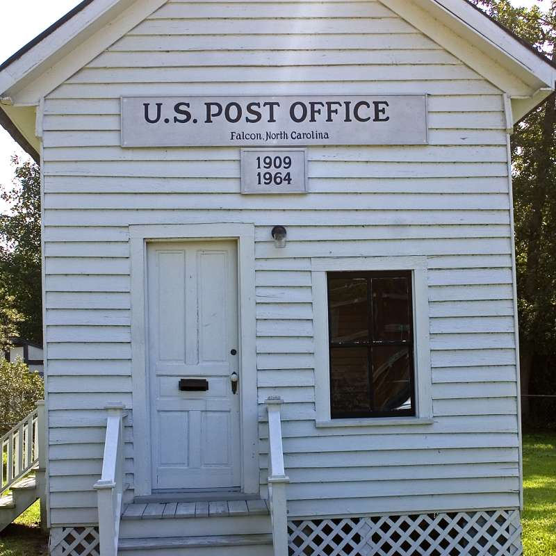 US Post Office - Falcon