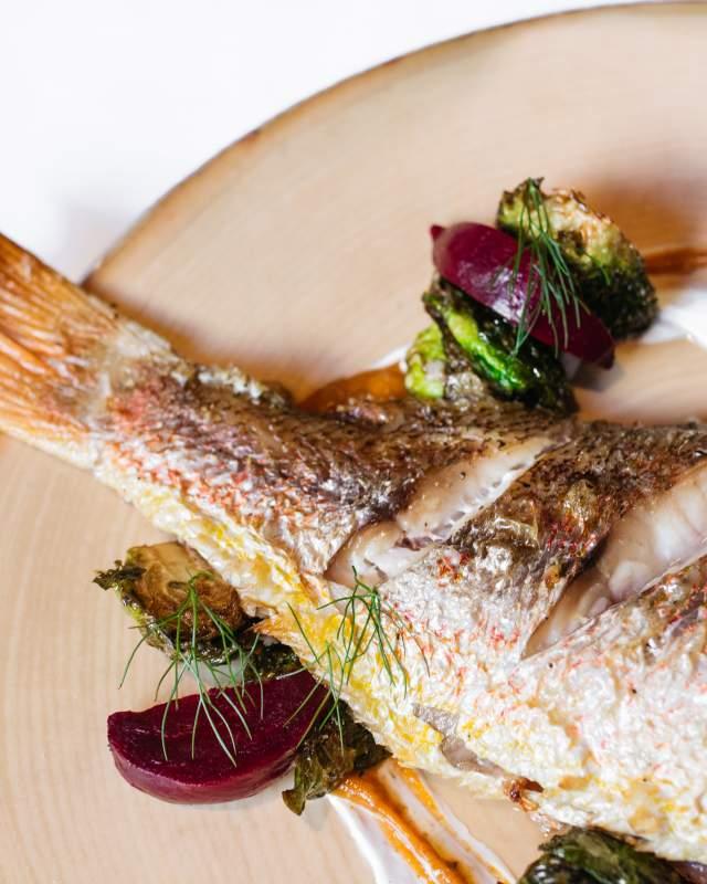 Fish Entree