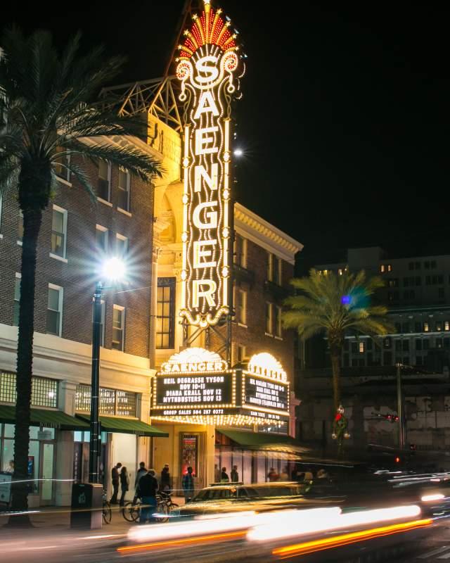 Saenger Theatre