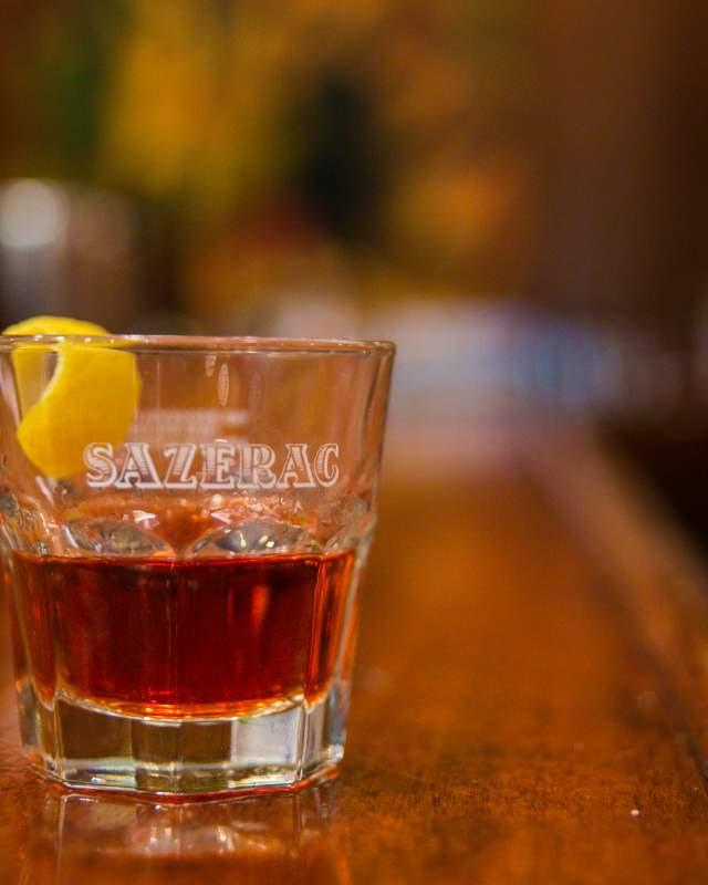 The Roosevelt Hotel- Sazerac Bar