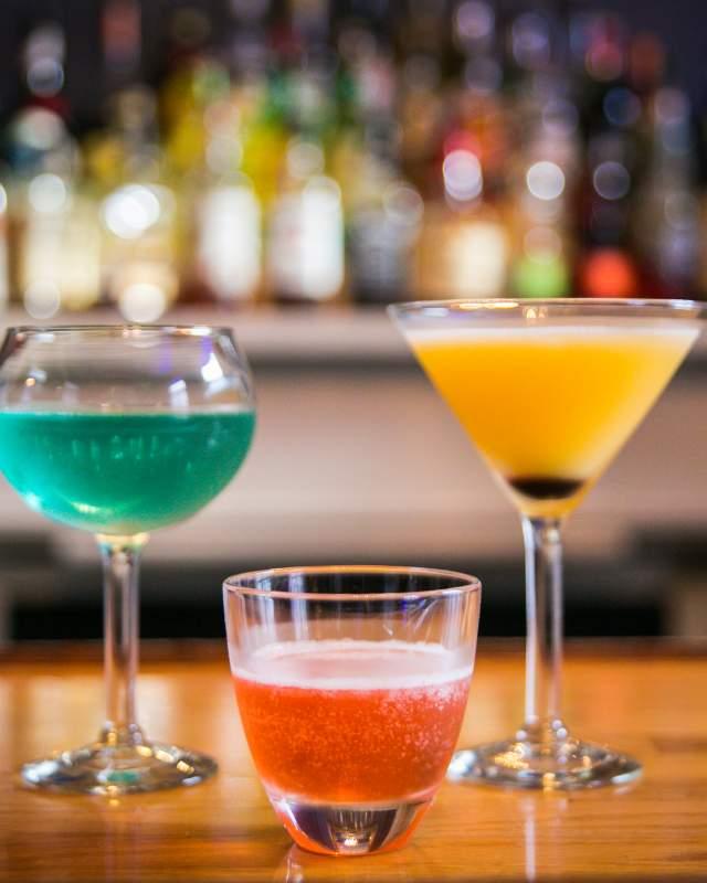 Bar Mon Cher- Cocktails