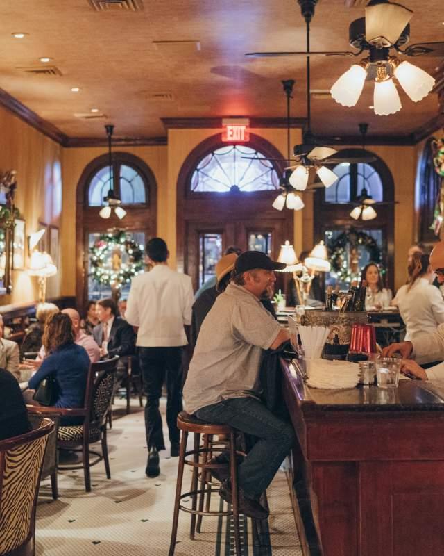 French 75 Bar at Arnaud's