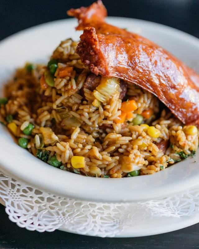 Creole Jambalaya - Praline Connection