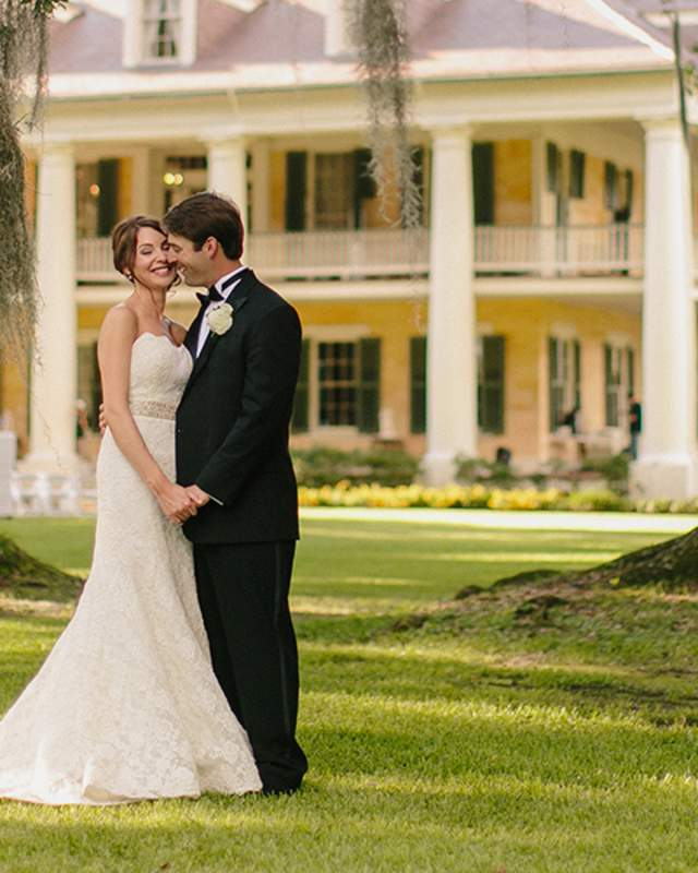 Plantation Wedding New Orleans