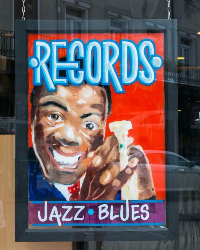 Copy of Louisiana Music Factory- Records Store