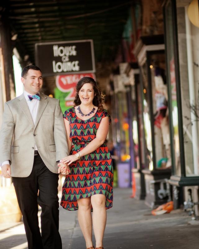Honeymoon on Magazine Street