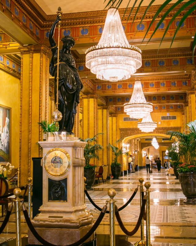 Top wedding venues in new orleans classic new orleans cocktails the roosevelt hotel junglespirit Gallery