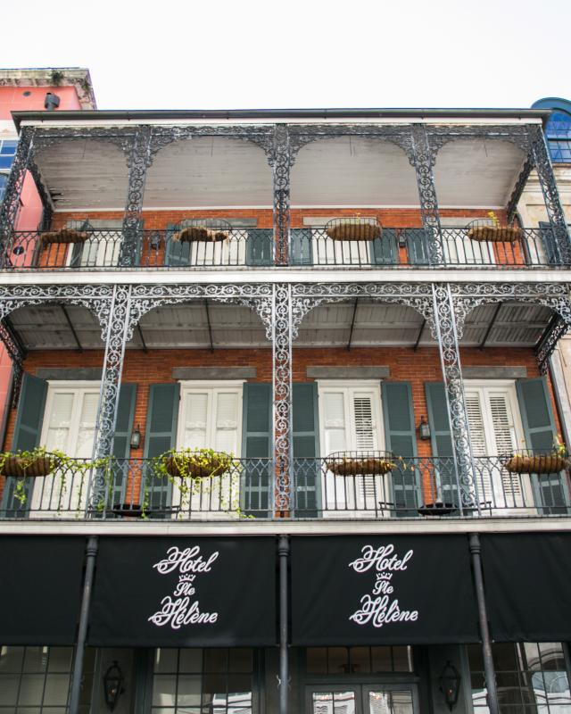 best hotels in the french quarter new orleans. Black Bedroom Furniture Sets. Home Design Ideas