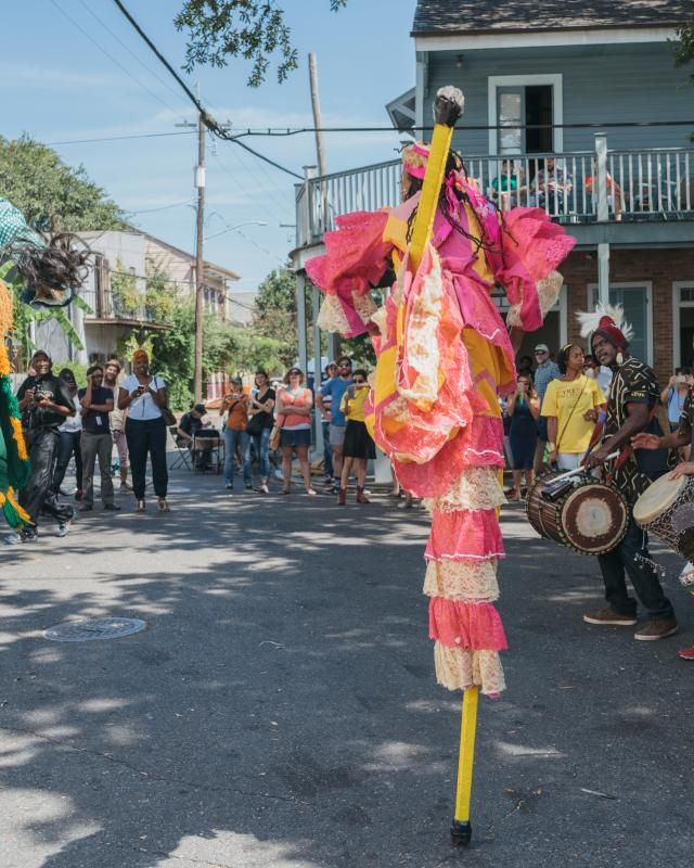 Zulu Connection - Treme Fall Fest