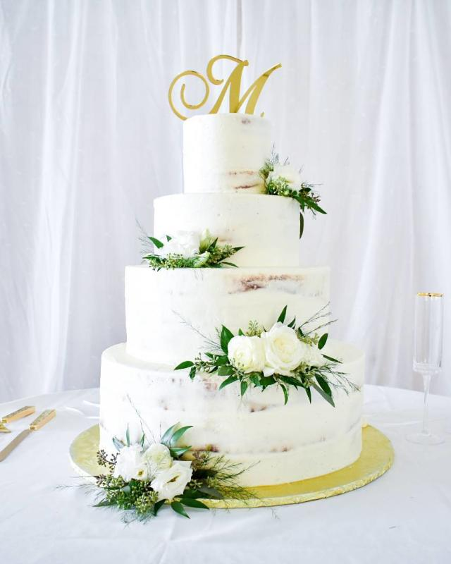 Classic New Orleans Cocktails. NOLA Wedding Cake