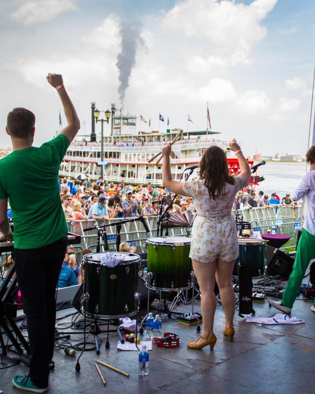 New Orleans Festivals 2018