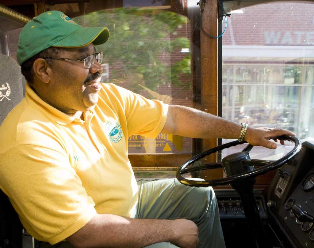 Trolley driver