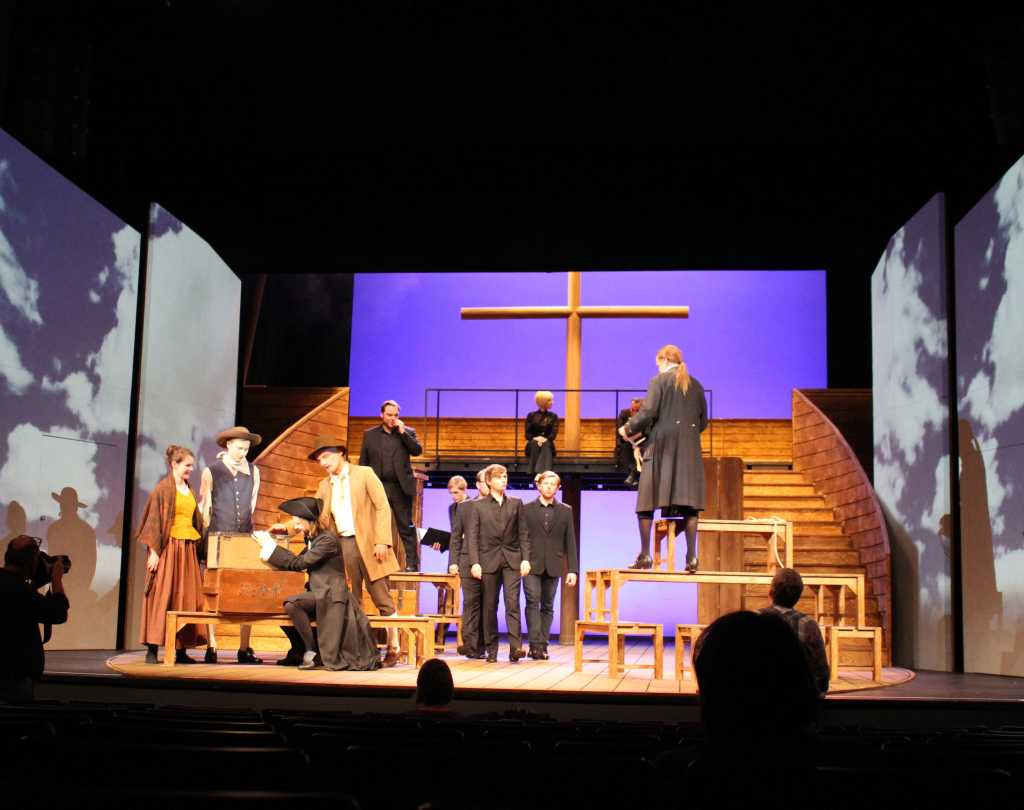 Play called In God's Own Country