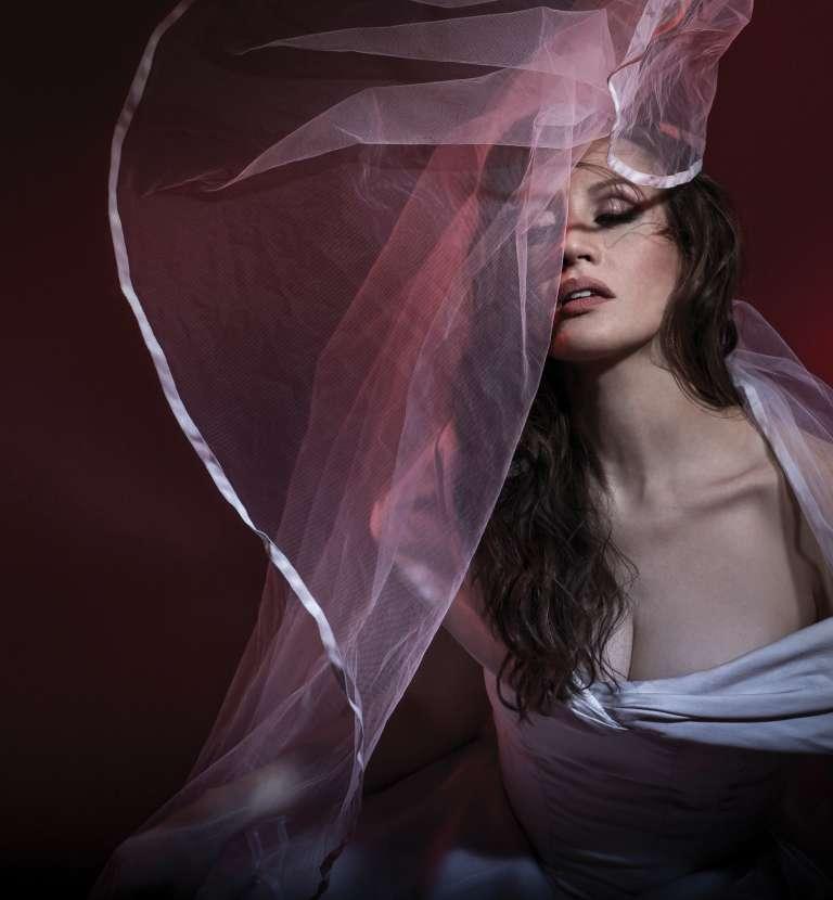Brenda Rae stars in the opera Lucia dei Lammermoor, one of the operas scheduled at Santa Fe Opera this season.