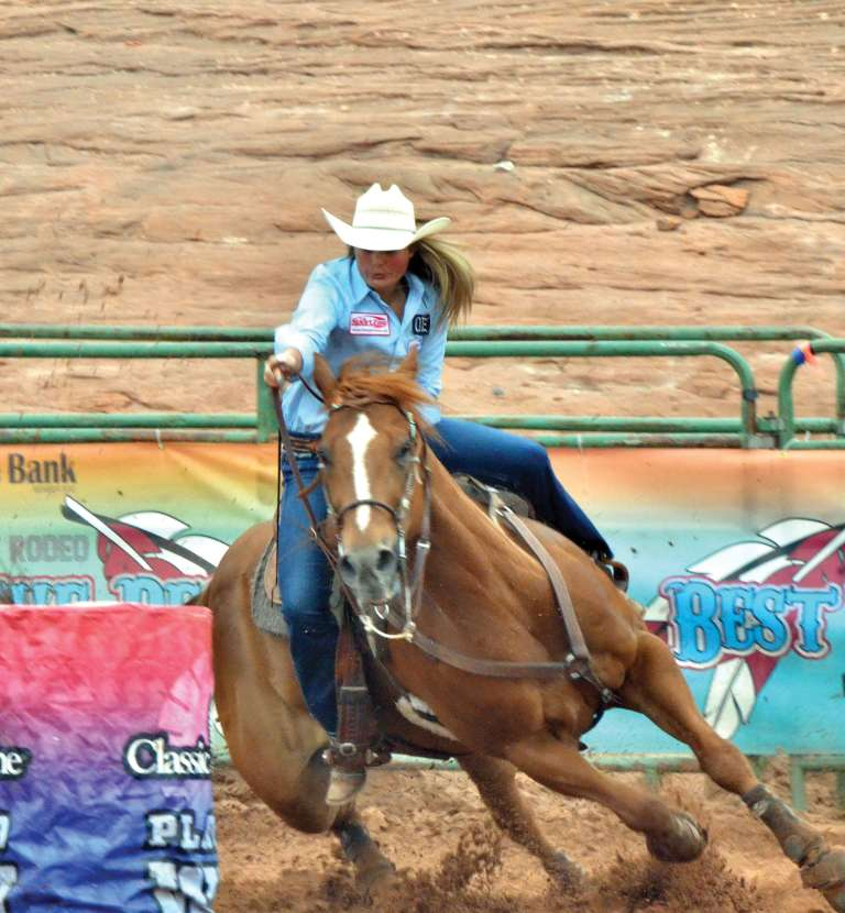 Gallup's Best of the Best Rodeo