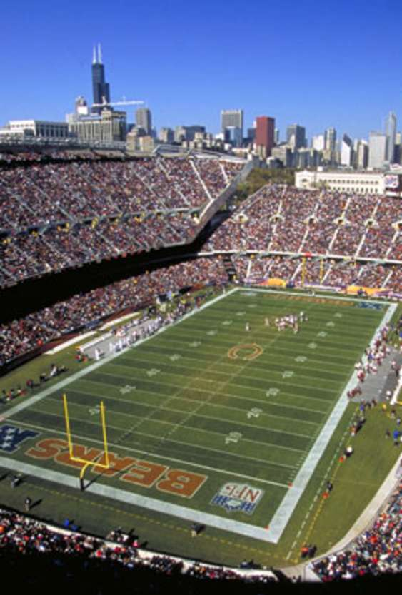 Soldier Field - Blog