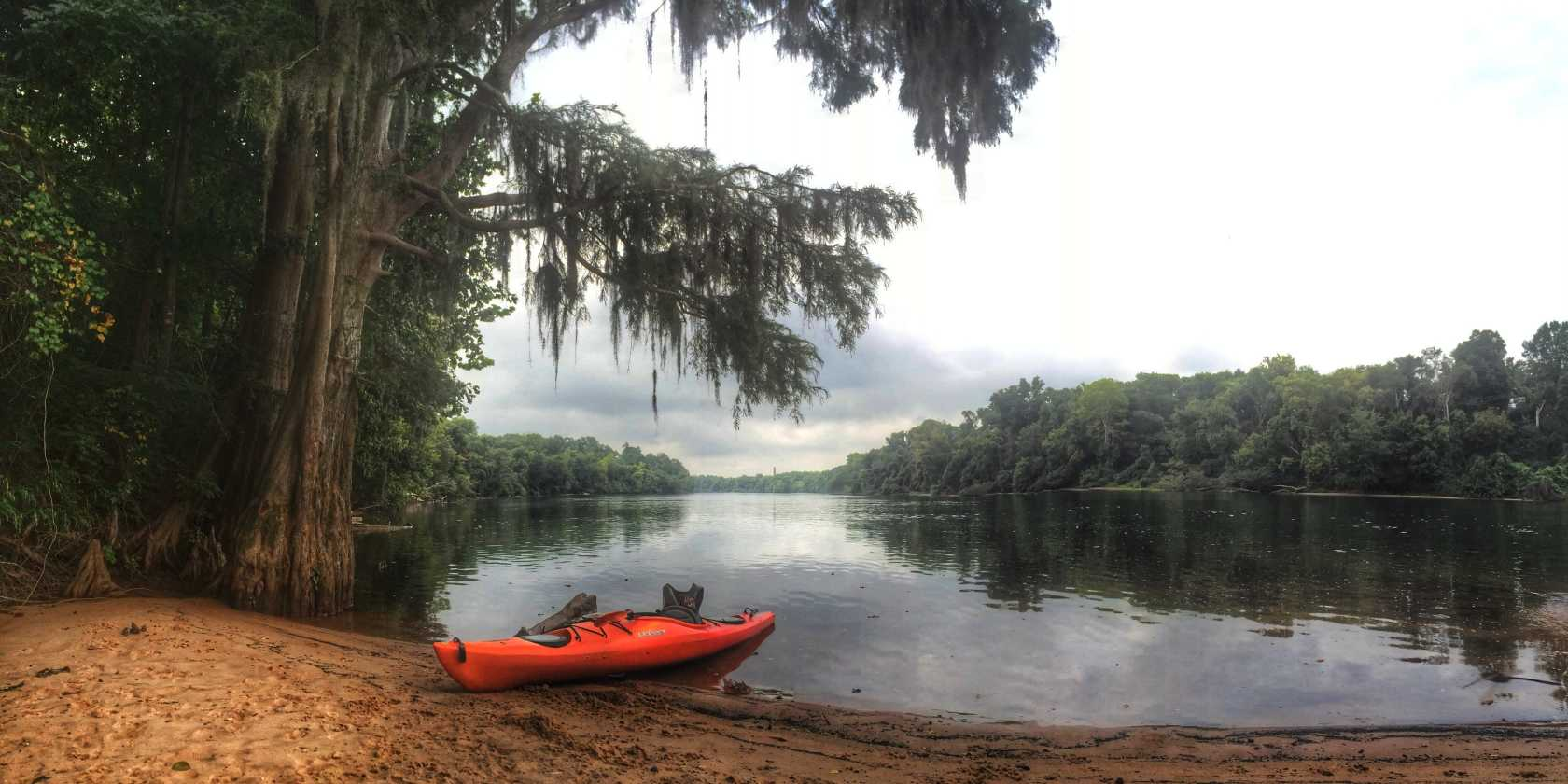 Kayak Savanah River