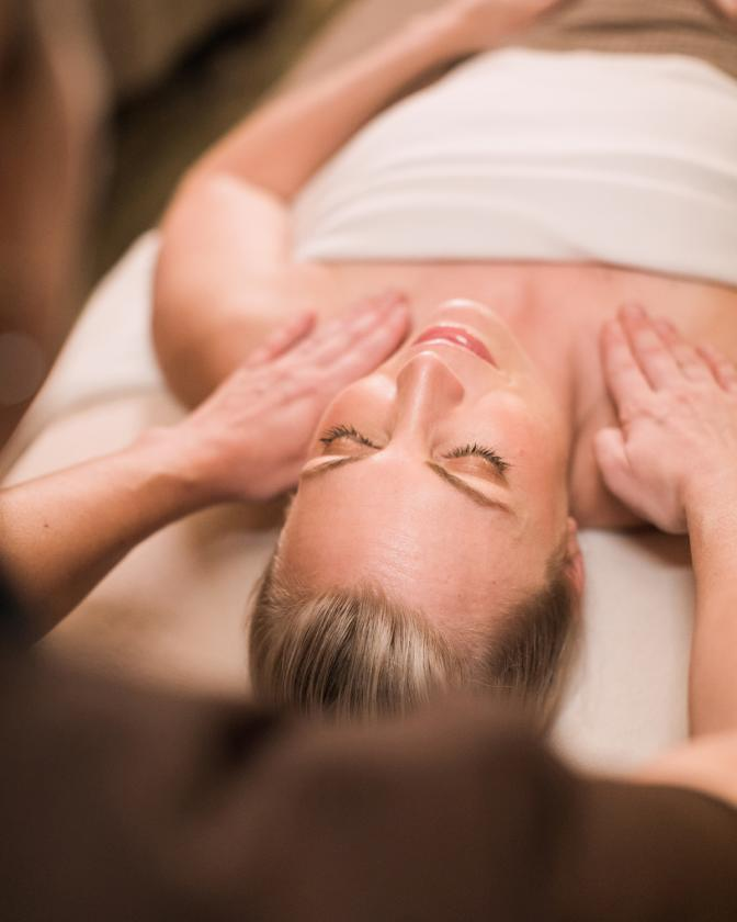 Facial Treatment at the Spa at Stein Eriksen Lodge