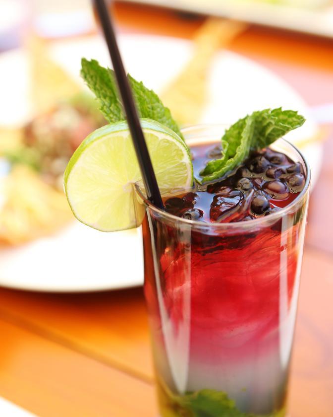 Enjoy a cocktail in Park City, Utah