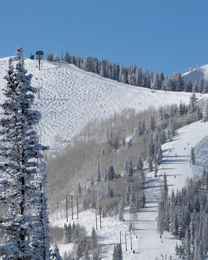 Deer Valley Resort Web Cameras