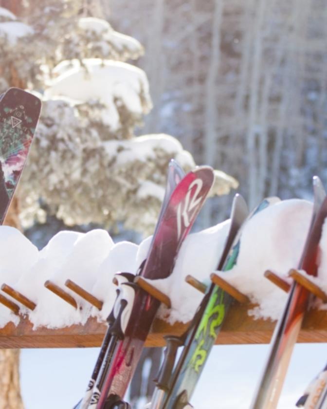 Ski-in/out lodging in Park City Utah