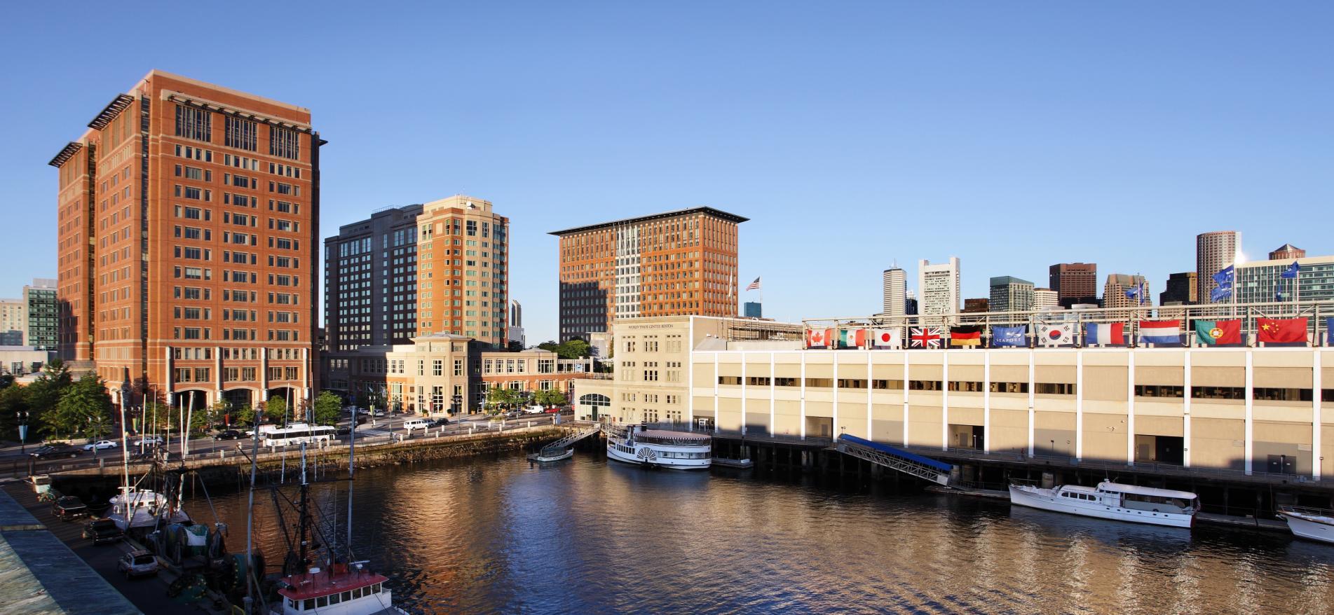 Hotels Near Bcec Boston