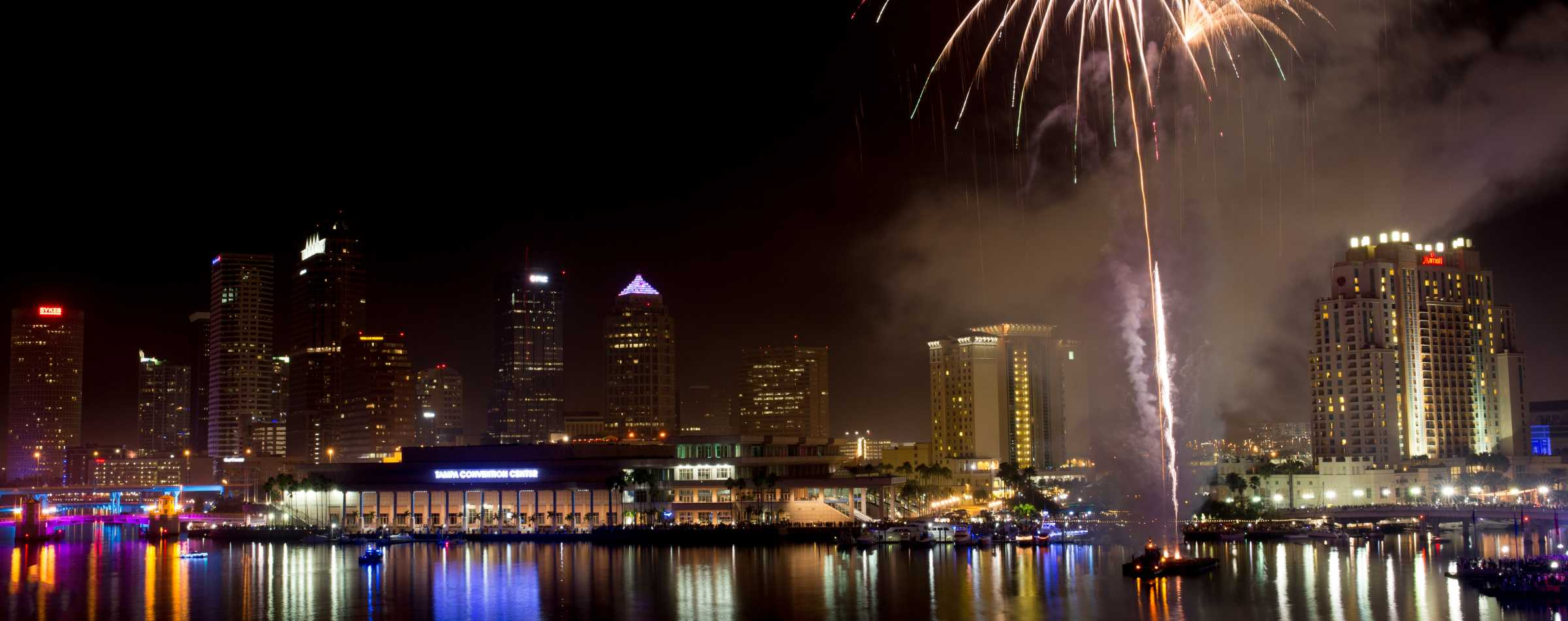 New Year\'s Events in Tampa Bay